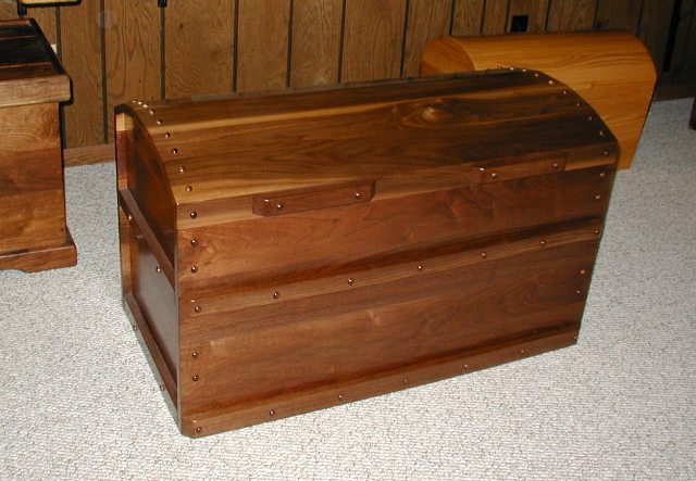 Gentil Captains Trunk, Cedar Chest, Hope Chest, Steamer Trunks, Blanket Chest,  Keepsake Box, Storage Trunks